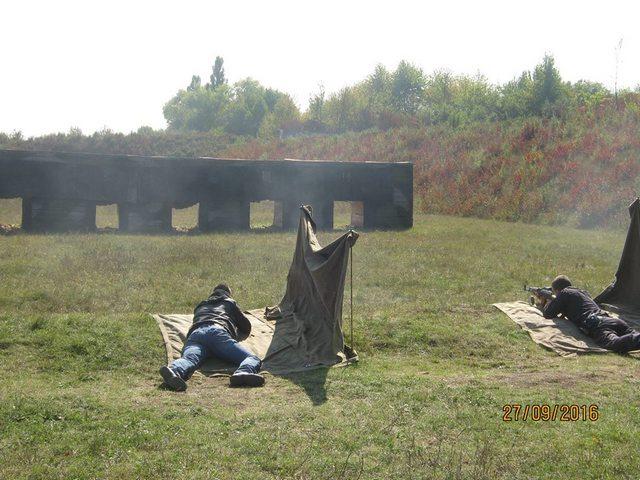 На Хмельниччині поліцейських вивели на стрільби - фото 2
