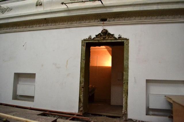 Ремонт міського будинку культури (фотозвіт), фото-13
