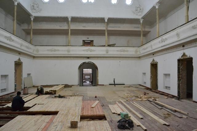 Ремонт міського будинку культури (фотозвіт), фото-10