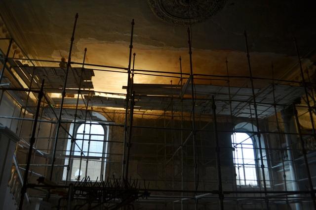 Ремонт міського будинку культури (фотозвіт), фото-3