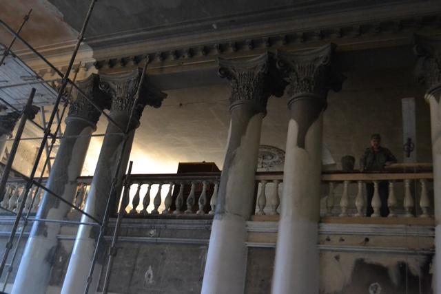 Ремонт міського будинку культури (фотозвіт), фото-9