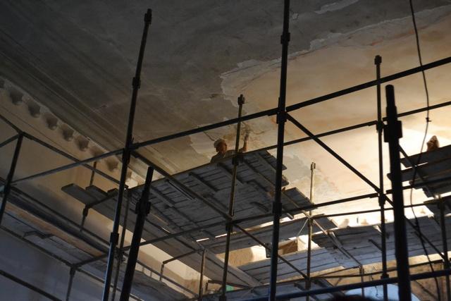 Ремонт міського будинку культури (фотозвіт), фото-5