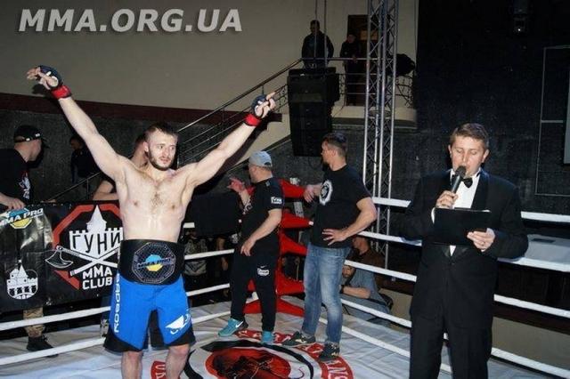 «MMA Pro Ukraine»
