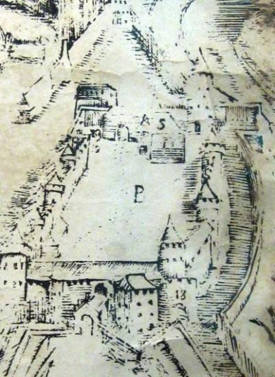 Археологічні дослідження в замку: історична довідка